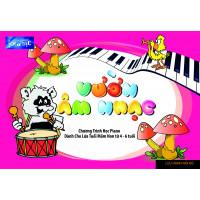 CHƯƠNG TRÌNH HỌC PIANO DÀNH CHO LỨA TUỔI MẦN NON TỪ 4-6 TUỔI