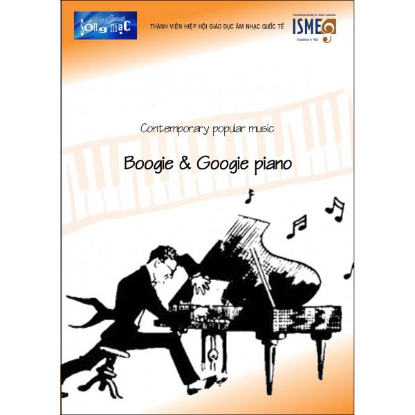 BOOGIE & GOOGIE PIANO