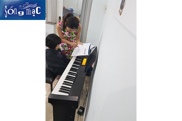 Lợi ích khi cho trẻ tiếp xúc với Âm nhạc từ nhỏ