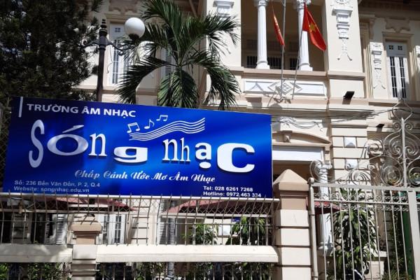 Sóng Nhạc Khánh Hội Khai trương tại địa điểm mới